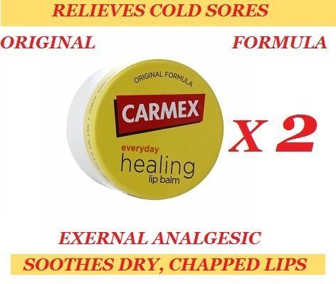 Carmex Everyday Healing Lip Balm - 6