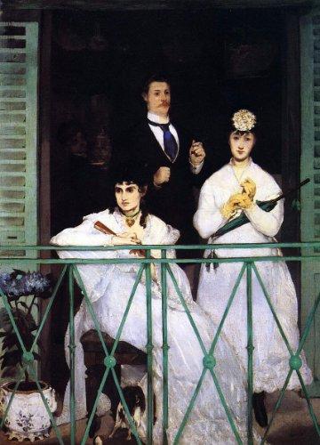 Edouard Manet The Balcony - 18