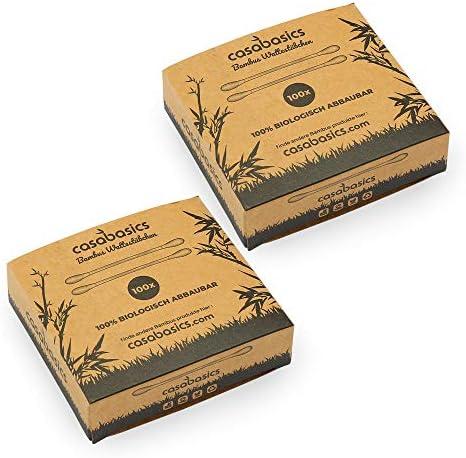 Bastoncillos de bambú de alta calidad, 100% biodegradables ...