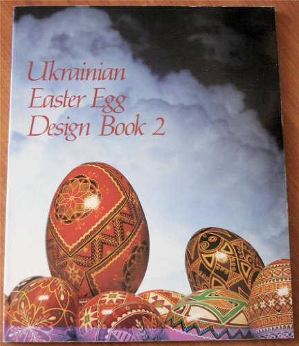 Ukrainian Easter Egg Design Book -