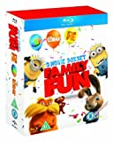 Hop/Despicable Me/Dr. Seuss/The Lorax [Blu-ray] by Imports