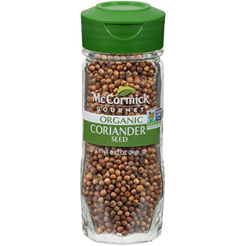 Curry Couscous - McCormick Gourmet Coriander Seed, 0.87 oz