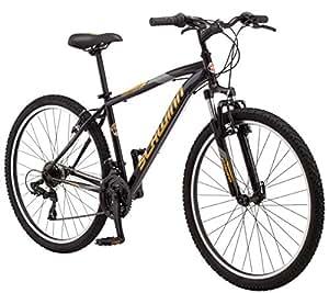 """Schwinn Men's High Timber Mountain Bicycle, 18""""/Medium, Black"""