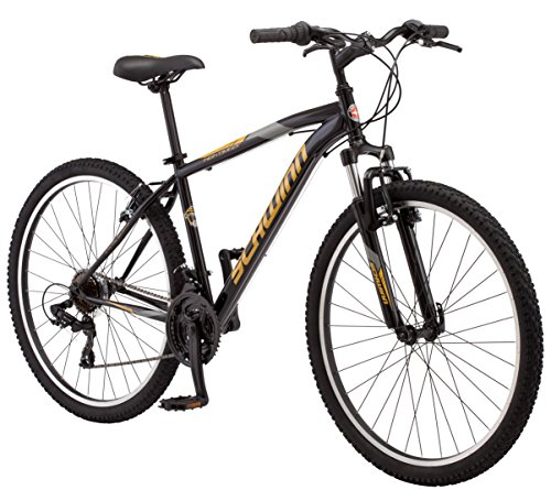 Schwinn Men's High Timber Mountain Bicycle, 18/Medium, Black