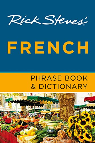 - Rick Steves' French Phrase Book & Dictionary