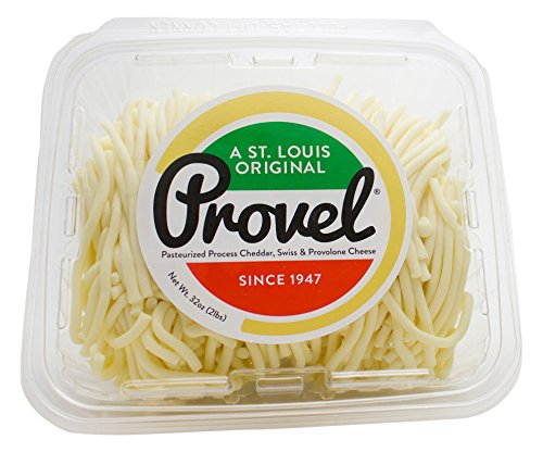Provel Imo's Cheese Snack and Roped Combo Pack, 2.83 Pound (Pack of 2)