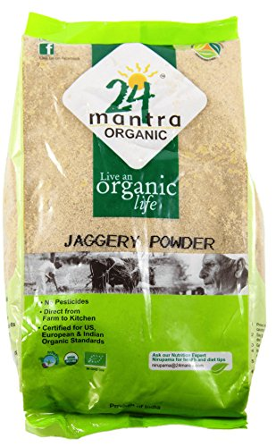 24 Mantra Organic Jaggery Powder by 24 MANTRA