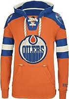 NHL Edmonton Oilers Men's CCM Hooded Pullover