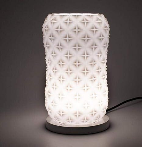 Luz de noche LED Lámpara de mesa moderna Bombilla de cadena ...