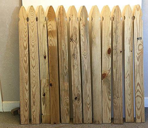 wood fence - 6