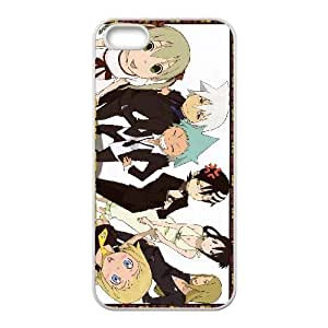 SOUL EATER iPhone 5 5s Cell Phone Case-White K087514