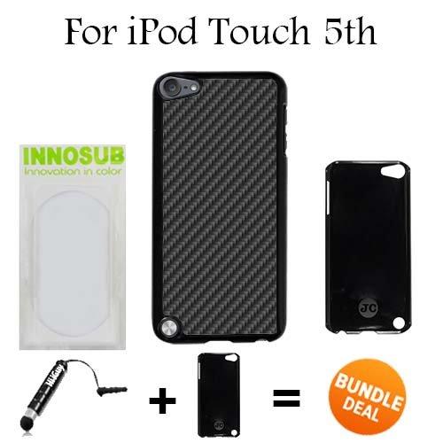 ipod 5 carbon fiber case - 3