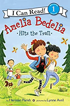 Amelia Bedelia Hits the Trail (I Can Read Level 1) by [Parish, Herman]