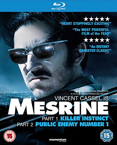 Mesrine: Part 1 - Killer Instinct / Part 2 - Public Enemy Number 1