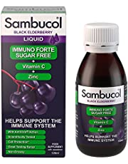 Sambucol Immuno Forte Sugar Free, 120ml