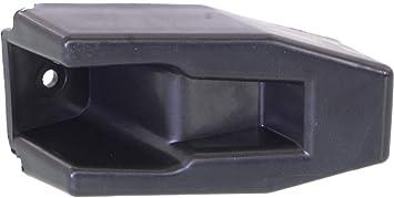 Rear LH And RH Side Plastic Bumper Side Cover Bracket Fits Ford Focus Sedan