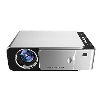 HD Multimedia Portátil Proyector LED Proyector Proyector de ...