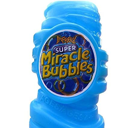 Amazon.com: Super Miracle Bubbles 128 oz – Colores/Estilos ...