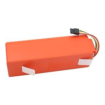 Batería 5200 Mah De Repuesto Para Robot aspirador Xiaomi Mi: Amazon.es: Hogar