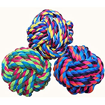 Pet Supplies : Pet Toy Ropes : Multipet Nuts for Knots