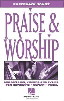 Book Praise & Worship (Paperback Songs) (2008-02-01)