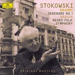 Serenade 1/Negro Folk Symphony