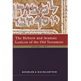 The Hebrew and Aramaic Lexicon of the Old Testament (2 Vol. Set): Unabdriged Edition in 2 Volumes