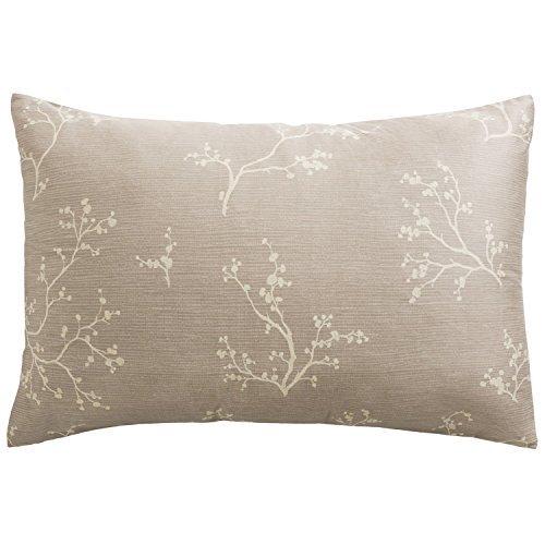 Barbara Barry Night Blossom Queen Pillow Sham Heather