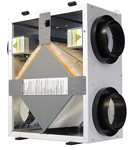 Exchanger Heat Air (Soler and Palau TR90 Energy Recovery Ventilator, Small)