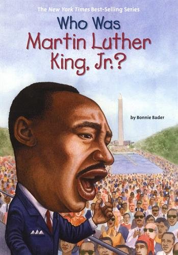 Who Was Martin Luther King; Jr.?