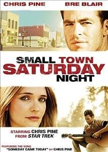 NEW Small Town Saturday Night (DVD)