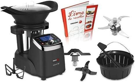 Fagor FG 508 Grand Chef Robot olla multifunción negro 3 L, 1500 W: Amazon.es: Hogar