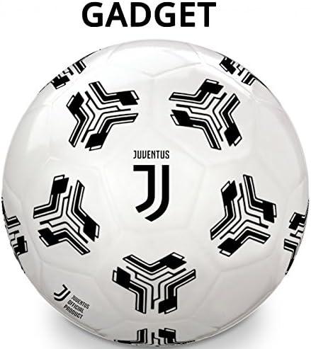 Juventus JJ Mochila escolar extensible + Balón de fútbol Juve PS ...