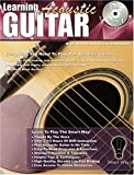 Learning Acoustic Guitar, Charles Sedlak, Greg Douglass, 0979692814