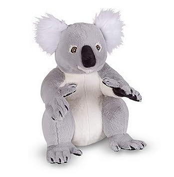 Salut Maman – Vida auténtica Koala Oso niños Gigante Jumbo plástico de Peluche, 39,