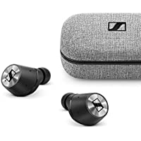 Sennheiser True Wireless Bluetooth Earbuds with Fingertip Touch Control