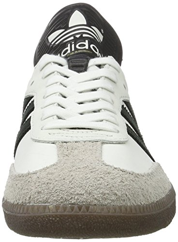 Adidas Originali Mens Originali Samba Made Germany Trainers Us11 Bianco