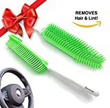 Best Car & Auto Detailing Brush for Pet Hair Removal – Top Holiday Pet Deals – Best Pet Hair Remover for Dog & Cat Hair – Great On Furniture (Bedding, Carpets, Blankets) – Use As A Lint Remover Review