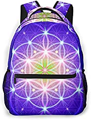 Multi leisure backpack,travel sports School bag for adult youth College Students
