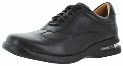 Cole Haan Mens Air Conner Lace Up Oxford Sneaker Shoes, Black Washed, US 8.5