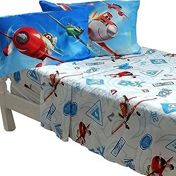 disney planes u0027on your marku0027 full size sheets set