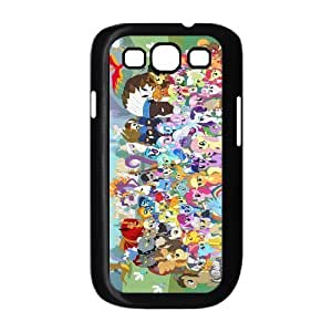 Customize My Little Pony Back Case for SamSung Galaxy S3 I94300 JNS3-1040 hjbrhga1544