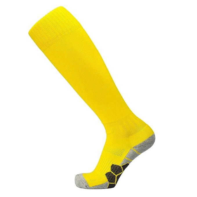 AIEOE - Calcetas de Elástico Transpirable de Mujer para Fútbol ...