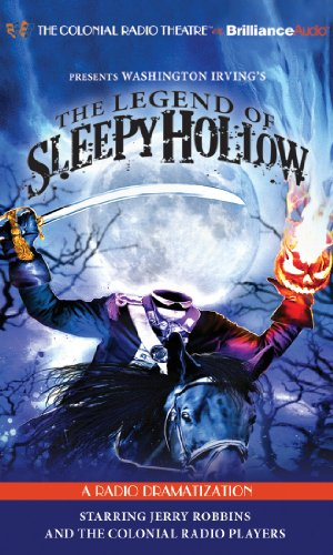 Halloween Washington Post (The Legend of Sleepy Hollow: A Radio Dramatization (Colonial Radio Theatre on the)
