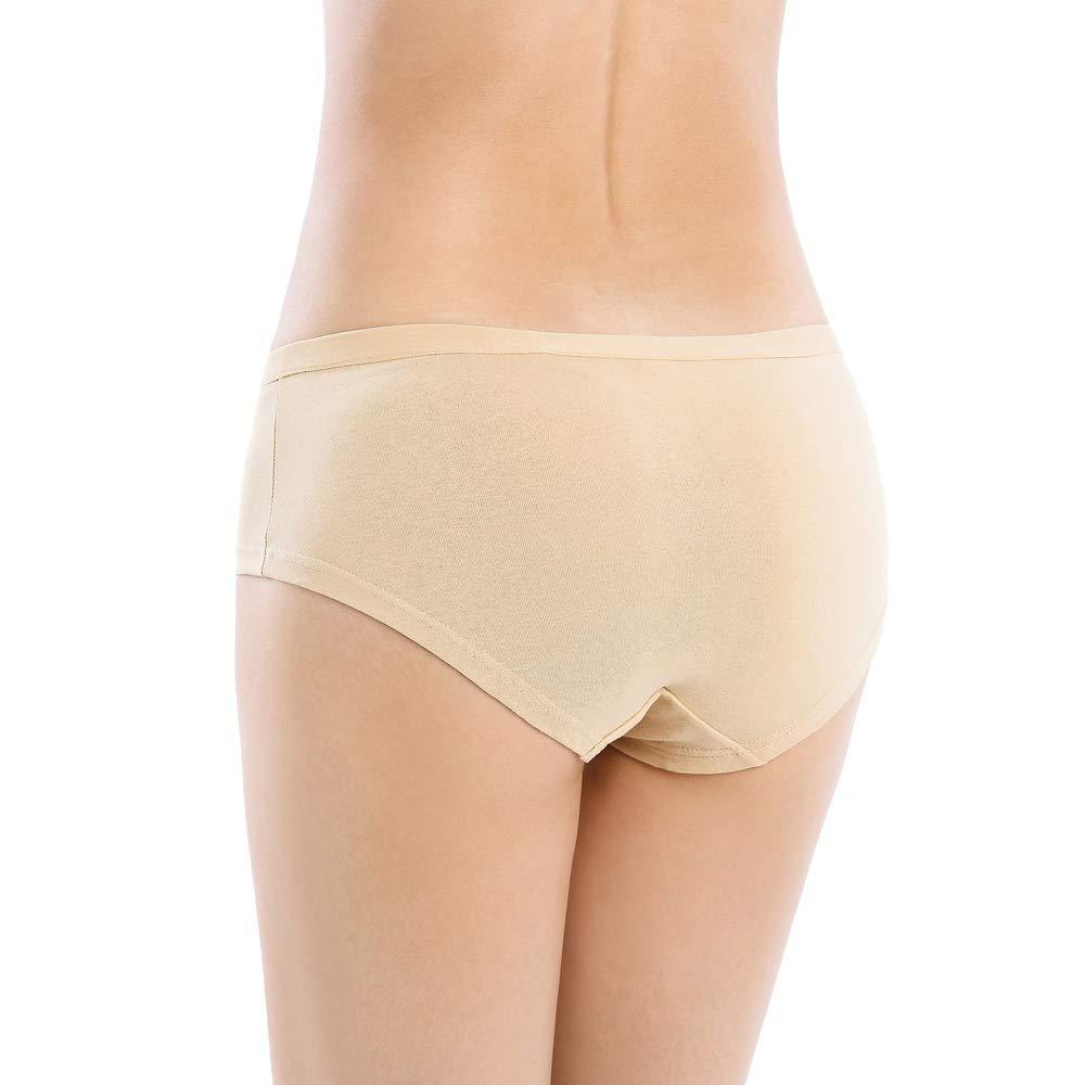 Closecret Lingerie Womens Comfort Soft Boyshort Cotton Panties Underwear