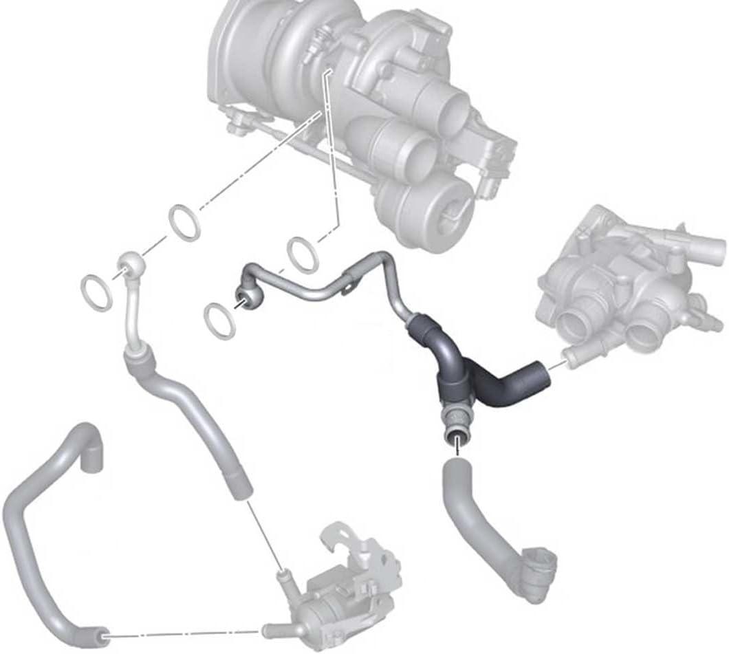 Sensor Cooper Diagram Mini Engine C00lant