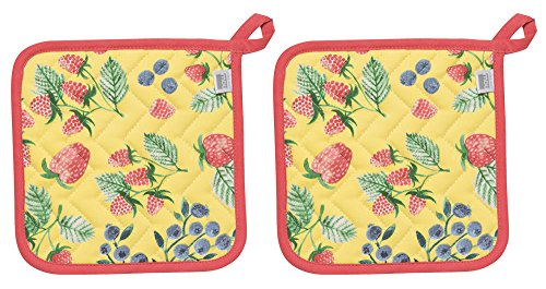 Now Designs Basic Potholder Berry