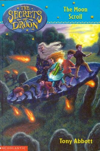 The Secrets of Droon #15: The Moon Scroll PDF