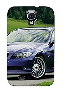 Anti-scratch And Shatterproof Bmw Alpina D3 Phone Case For Galaxy S4/ High Quality Tpu Case by icecream design
