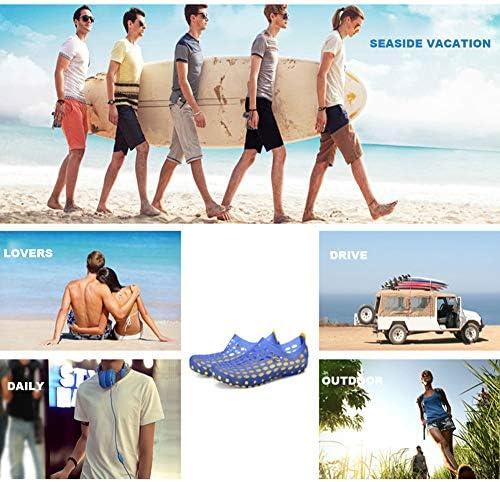 夏のアウトドアサンダル、ユニセックスカジュアルビーチシューズ、柔らかく快適、夏の旅行に最適,黒,41